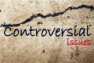 controversial social issues