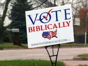 biblical voting