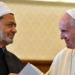 Ahmed el-Tayeb and Pope Francis